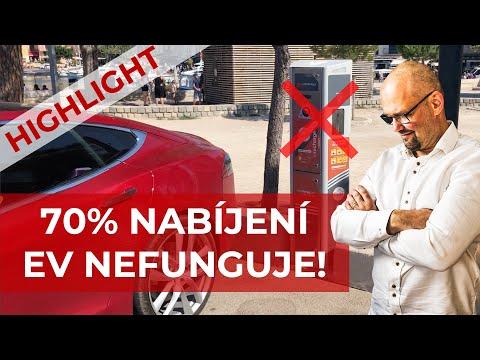 70% NABÍJENÍ SE NEPODAŘÍ!