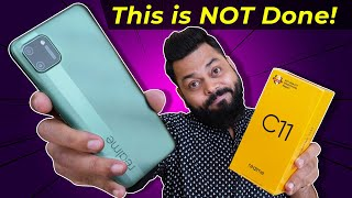 realme C11 Unboxing & First Impressions ⚡⚡⚡ REALME THIS IS NOT DONE!!!!