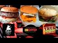 Бургер Патруль. TORRO GRILL vs ЕМБУРГЕР vs TRUE BURGERS. ДХ рекомендовал, не пробуя бургер)))