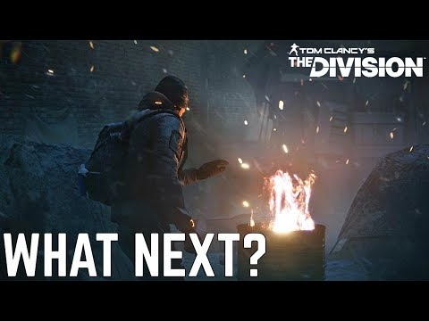 What Coming Next for The Division? 1.9, Year 3 & Beyond!