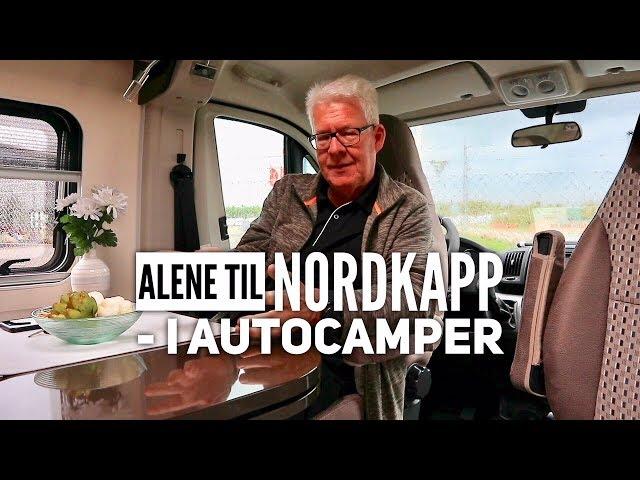 Alene til Nordkapp - i autocamper