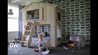 DutchWood thuis bed War Child - Naar huis