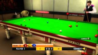 Gameplay WSC Real 11: World Snooker Championship på xbox 360