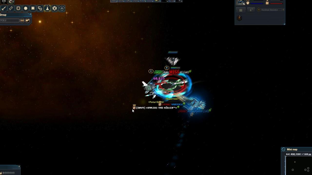 Darkorbit - Rematch