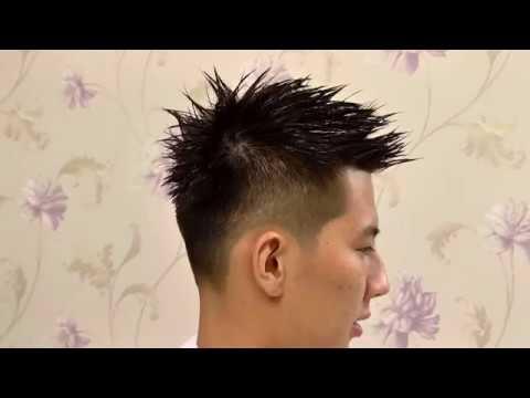 礹/&�-a:+�_雅娜蒂電剪油頭教學示範2-YouTube