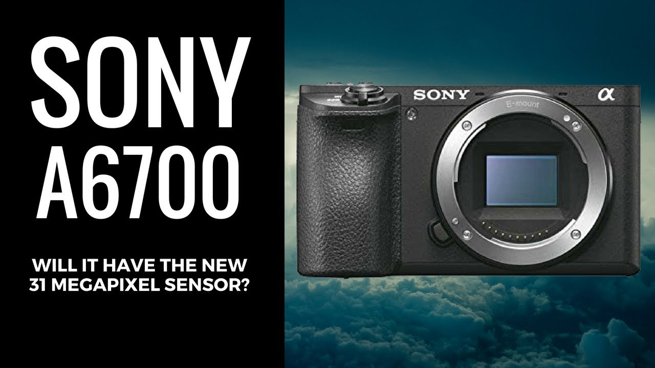 Sony a6700 Getting the NEW Sony 31 Megapixel Sensor?