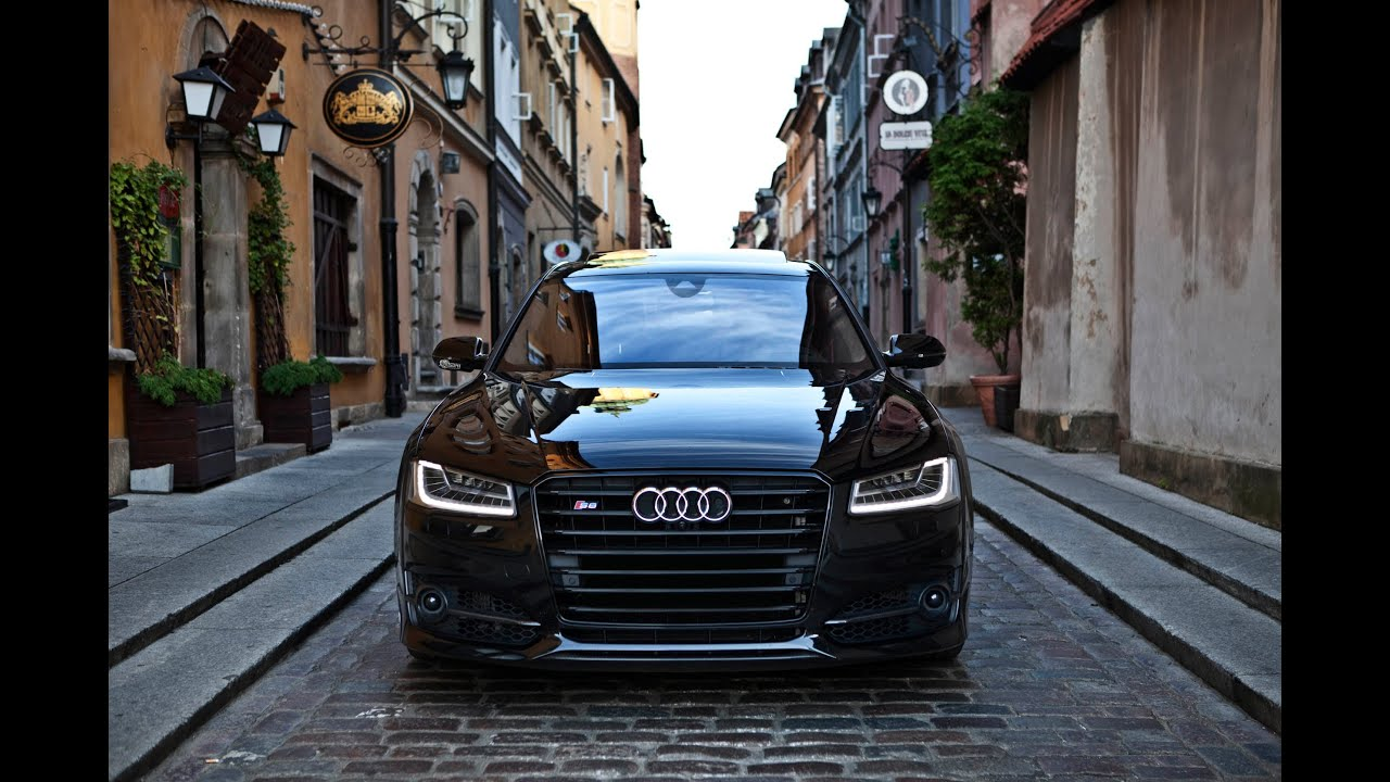 2017 audi s8 plus 605hp black on black details launch control interior exterior youtube. Black Bedroom Furniture Sets. Home Design Ideas