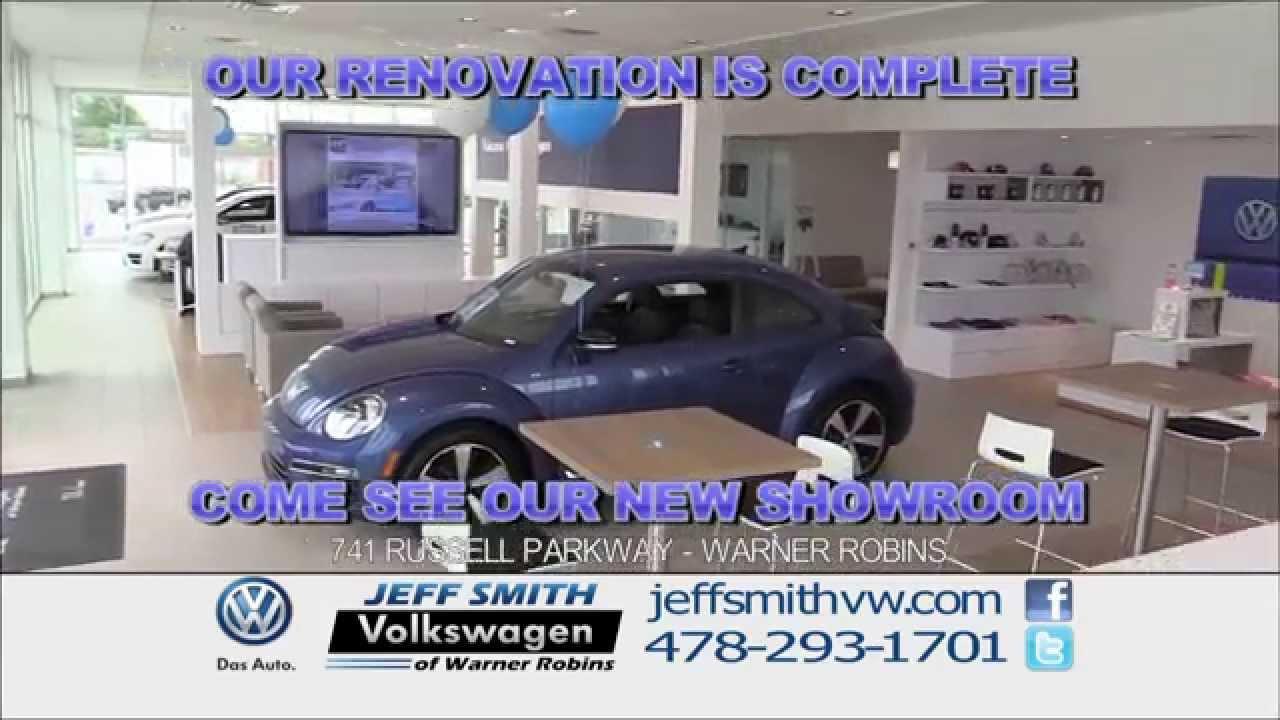 Jeff Smith Volkswagen of Warner Robins - YouTube