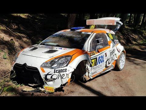 Best Of Rallye 2019 / Crashs, Saves & Mistakes By Rallye Racing 63
