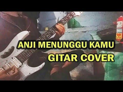 Anji Menunggu Kamu Cover With Guitar Rig 5