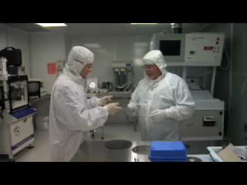 Bluray disc and HD DVD Production Tour