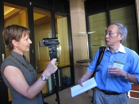 Steven Chu: On Obama, Carbon Tax & Cooking Tips