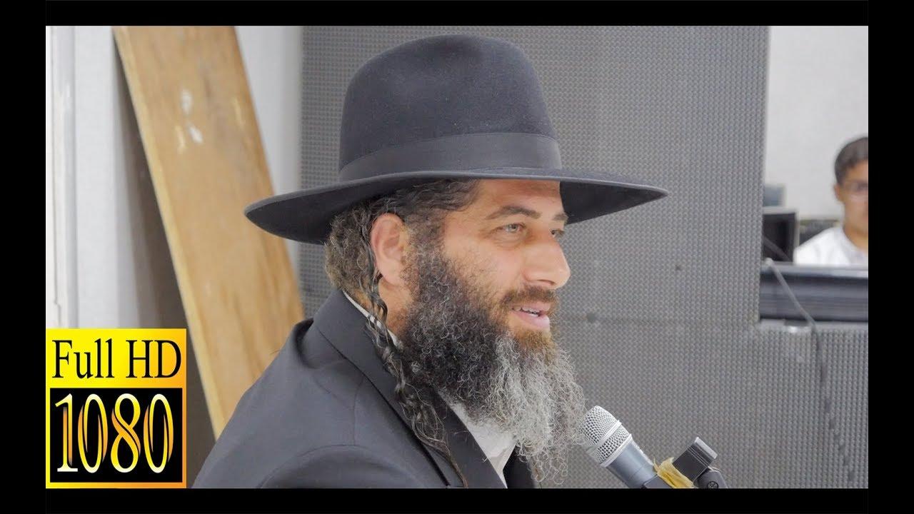 הרב רונן שאולוב בשיעור אליפות בבאר שבע שחובה לכל יהודי בדורנו !! הכל הפוך | כל ההתחלות קשות 5-9-2018