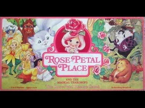 Rose Petal Place 1984 Animated Movie