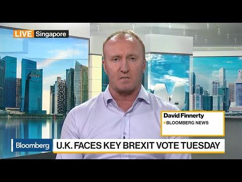 U.K. Faces Key Brexit Vote Tuesday