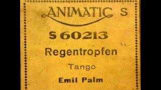 REGENTROPFEN, DIE AN DEIN FENSTER KLOPFEN (Tango)
