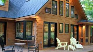 Tour of popular log homes presented by Strongwood of Georgia & Asheville