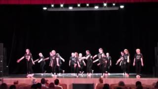 Открытый урок лагеря PRO-движение - Народный танец