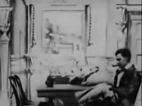 Scott Lord Silent Sherlock Holmes:  Sherlock Holmes Baffled (Marvin, 1900)