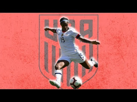 USWNT star you need to know: Crystal Dunn