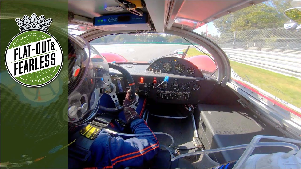180mph on board jet-engined racing car | incredible sound Video Thumbnail