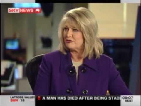 Helen Coonan on Sky News Sunday Agenda 3 May 2009 part 1