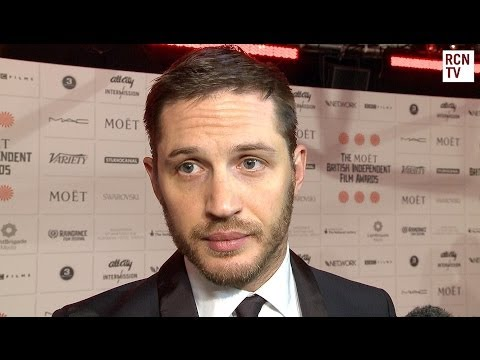 Tom Hardy Interview - Locke & Elton John