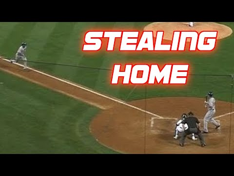 download MLB Stealing Home Plate Compilation