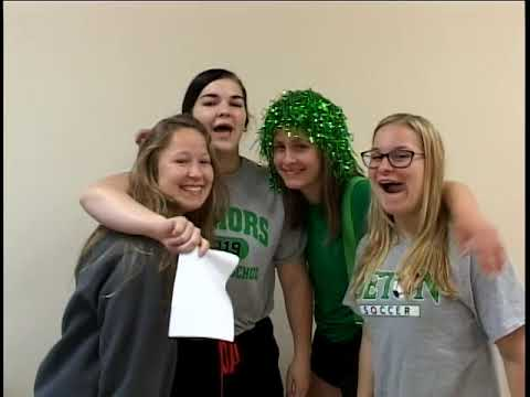 Morning Announcements 5-10-19 (Seton High School