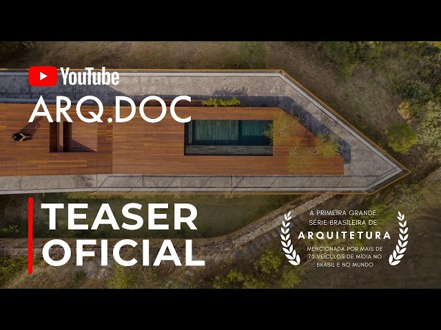 ARQ.DOC Brasil - Teaser Oficial: Refúgios