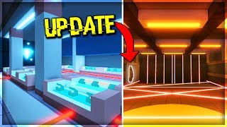JAILBREAK ROBLOX NEW JEWELRY STORE AND BANK UPDATE COMING SOON! (ROBLOX)