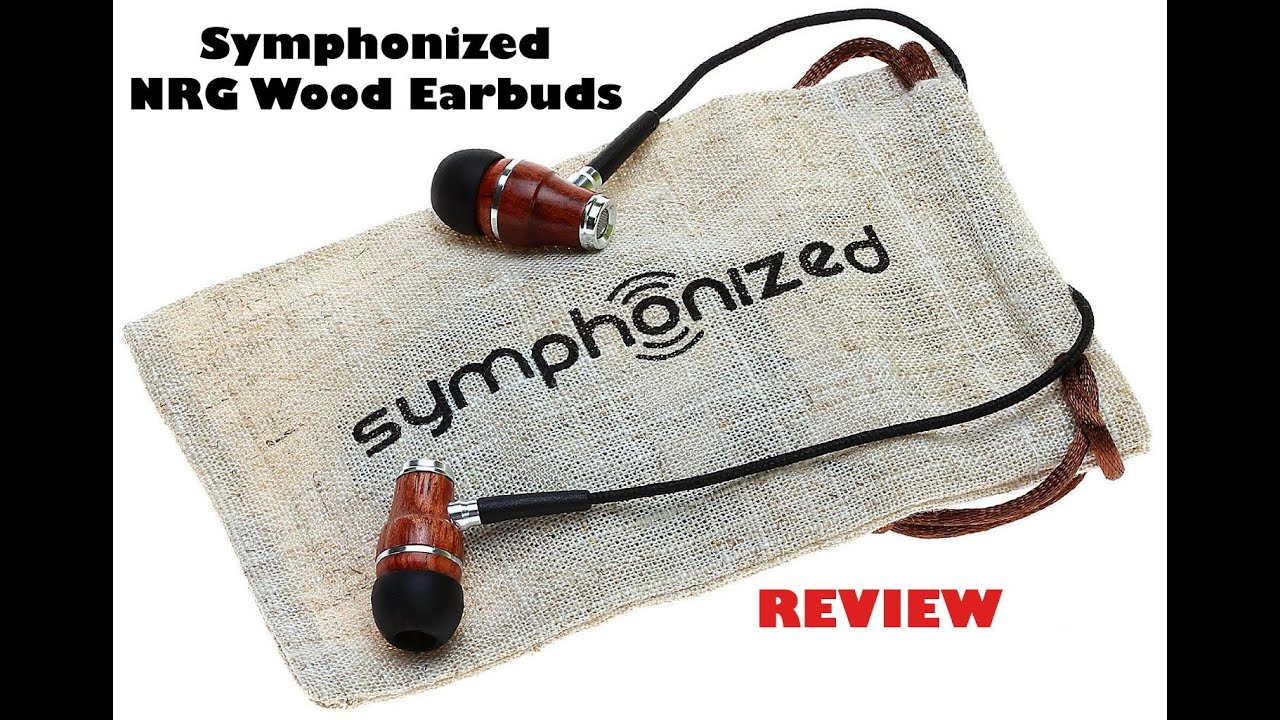 e4f8d4f29fe186 Symphonized NRG Premium Genuine Wood In-ear Noise-isolating Headphones with  Microphone Review