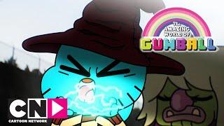 Удивительный мир Гамбола   Колдун   Cartoon Network