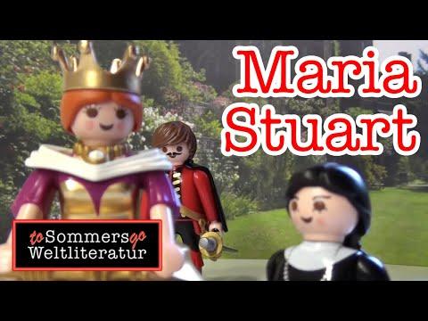 Maria Stuart YouTube Hörbuch Trailer auf Deutsch