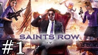 Saints Row IV Coop - Playthrough #1 [FR][HD]