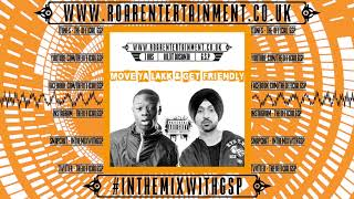 Move Ya Lakk & Get Friendly [THE G-MIX] #InTheMixWithGSP | Diljit Dosanjh | J Hus | Bhangra Mix
