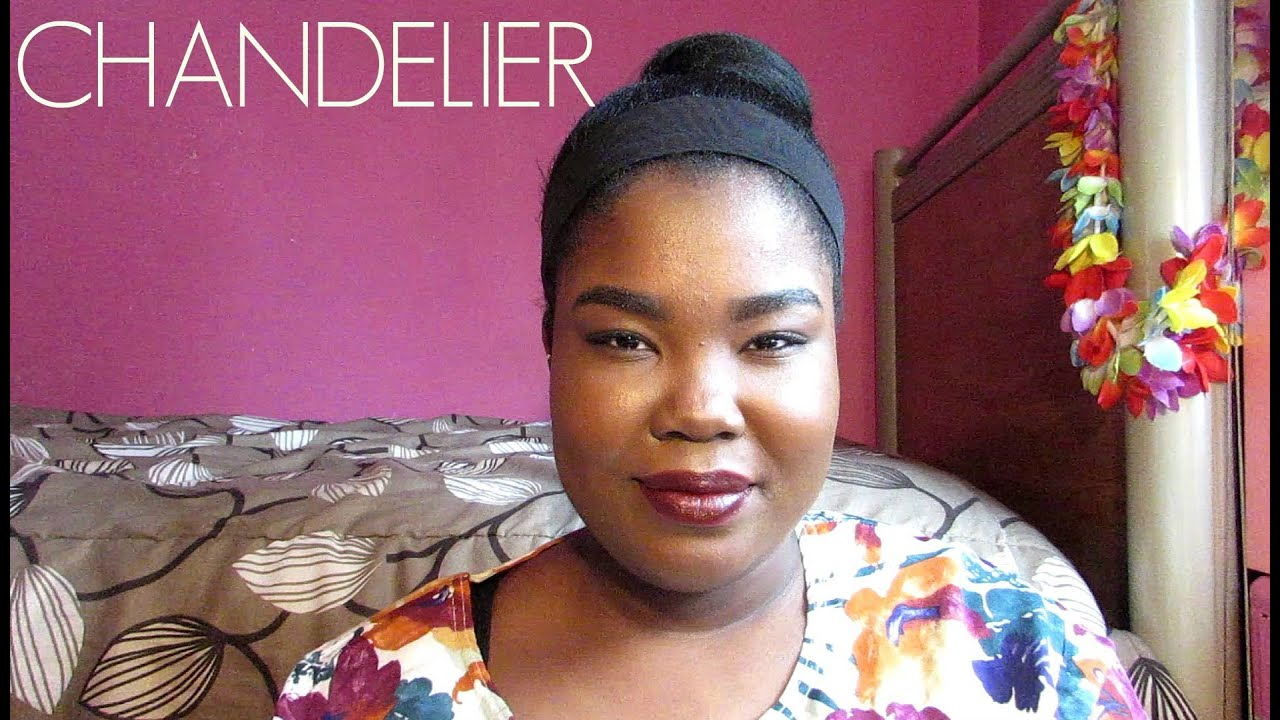 Sia - Chandelier Cover - YouTube