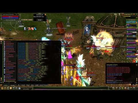 Knight Online Dks Patlaması-KucukHamsi-Destan Yıkım