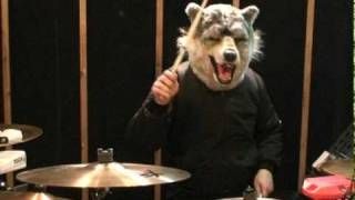 He's a Pirates from MAN WITH A MISSION@SPEARRIB DrumSolo