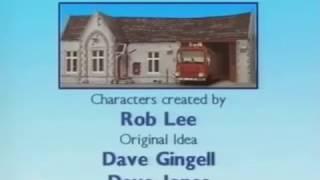 Fireman Sam -  Credits 1987
