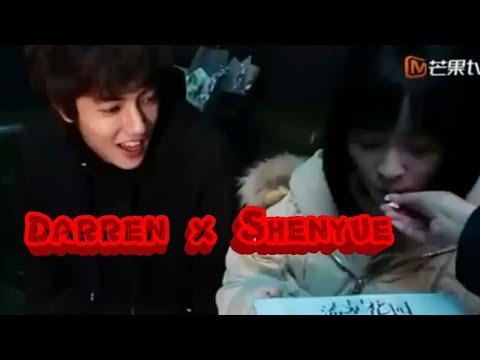Darren x Shenyue (Dashen) 沉月 官鸿 ❤❤