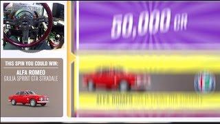 Forza Horizon 3 GoPro Wheelspin Drift Build // Drift Zone Challenge!   SLAPTrain