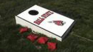 How to play Corn Hole!