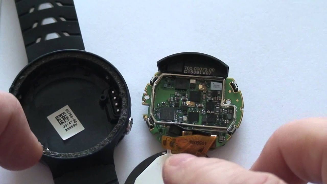 Forerunner 630 Teardown Youtube