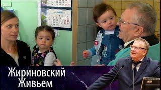 Владимир Жириновский посетил следственный изолятор для женщин. Жириновский живьем от 09.03.18