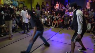 Shamrock Bboy/Bgirl Battle - 9/4/2016 - Final Battle