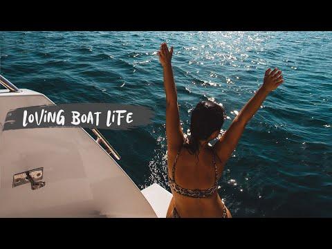 Loving the ups & downs of BOAT LIFE! // Sailing Coco Catamaran Vlog #61