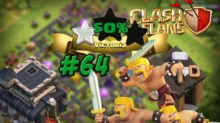 CUIDADO CON EL 50 | EVITA EL 50% EN DEFENSA | CLASH OF CLANS | #64