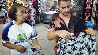 Ночная жизнь на Патонге Пхукет. Секреты шопинга в Таиланде на Пхукете