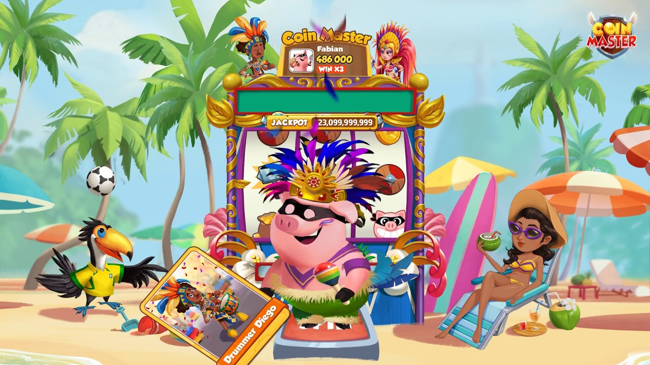 Coin Master: Carnival Vibes! What village are you currently on?